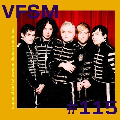 VFSM #115 - Especial de Halloween: Discos Sombrios