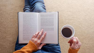 Book Recommendations To Read While Isolating And What's Making Us Happy