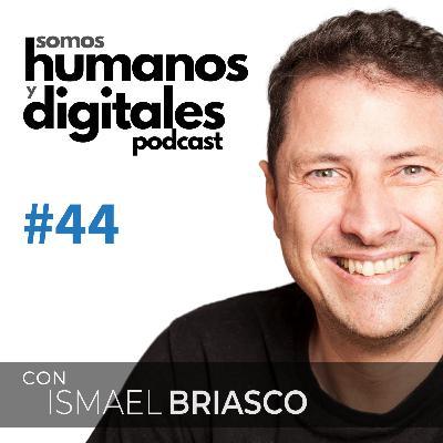"""#44 Jorge Branger - """"Crear contenido: Todo el mundo tiene algo que aportar"""""""