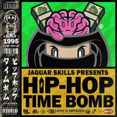Jaguar Skills Hip-Hop Time Bomb : 1995 (Instrumental)