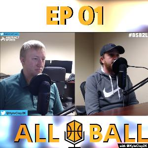 Looking Ahead to the 2018-2019 NBA Season with Ryan Johnson | All Ball Show Ep. 1