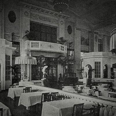 5 известных ресторанов дореволюционной Москвы