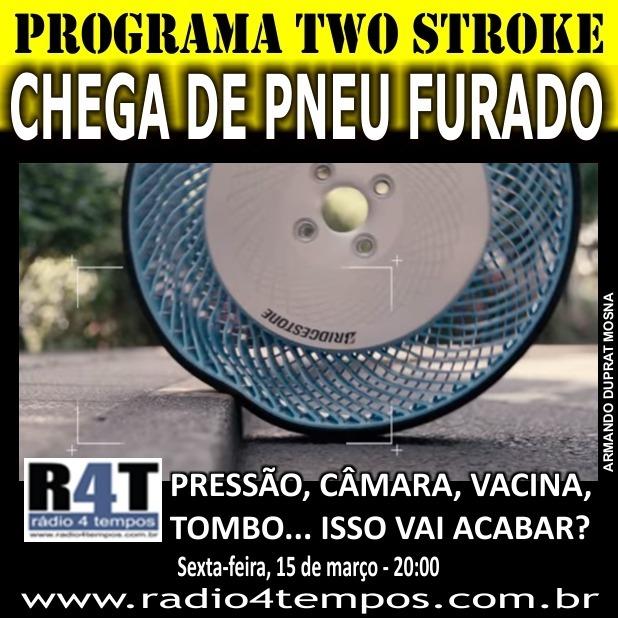 Rádio 4 Tempos - Two Stroke 63:Rádio 4 Tempos