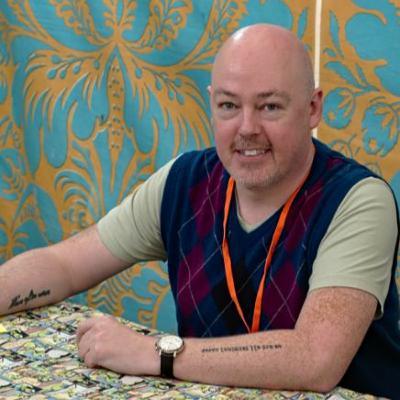 John Boyne Q&A at North Cornwall Book Festival