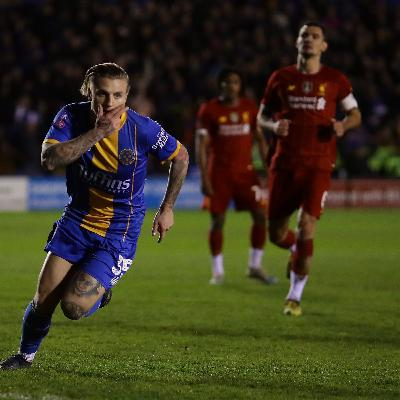 Post-Game: Reds squander two-goal lead to send Shrewsbury to Anfield for replay - but will Jurgen Klopp be there?