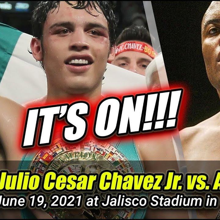 American Hip hop! Watch Julio Cesar Chavez Jr. vs Anderson Silva PPV on Reddit