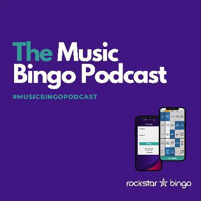 The Music Bingo Podcast – Episode 1 – with Rick Rocker