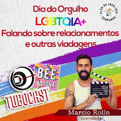 #02 Extra - Dia do Orgulho LGBTQIA+ Falando de relacionamento e outras viadagens