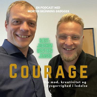 Courage 16 - Joachim Werther Jensen