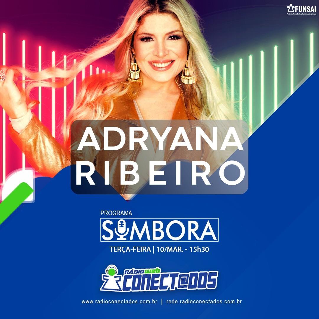 Simbora  com Adryana Ribeiro - 10-03-20