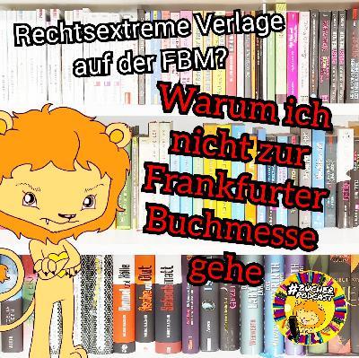Warum ich nicht zur Frankfurter Buchmesse gehe