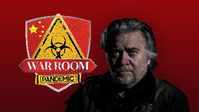 Special Ep 27- War Room: Pandemic, America Prepares as Markets Dip