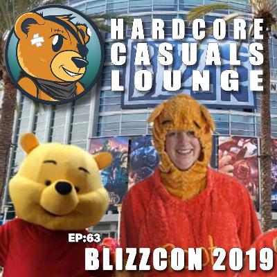 HCC Lounge EP63: BlizzCon 2019