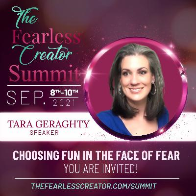 Defining Fear and Being Fearless as You Build Community with Tara Geraghty