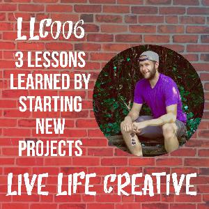 3 Lessons Learned by Starting Too Many Projects