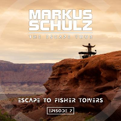 Global DJ Broadcast: Escape to Fisher Towers with Markus Schulz (Jan 28 2021)