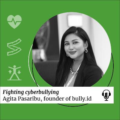 SDG 3: Fighting cyberbullying with Agita Pasaribu