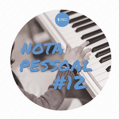 Nota Pessoal #12 - A baratinha mentirosa (hipnotizado pelas músicas infantis)