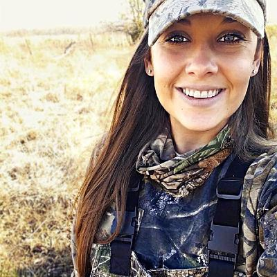 """Jessica White - The founder of """"Wander Woman Kansas"""" explains how her organization helps propel Woman into the Outdoors!"""