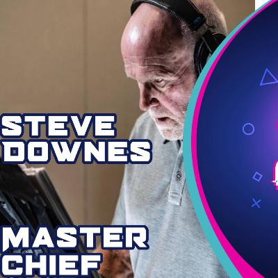 Interview Steve Downes Voice of Master Chief