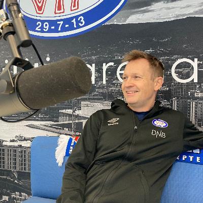 Episode 65: Vålerengas nye utviklingssjef gjester Enga på pod