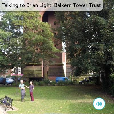 Talking to Brian Light, Balkern Tower Trust | Spoken World