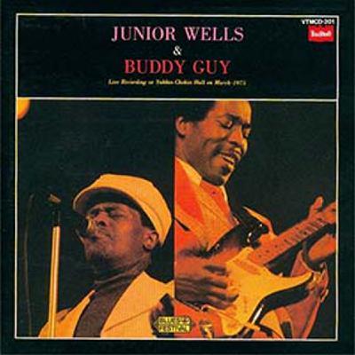 Buddy Guy + Junior Wells Interview - 4:13:20, 8.03 PM