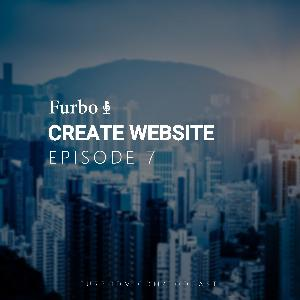 E7: Create Website | ساخت سایت