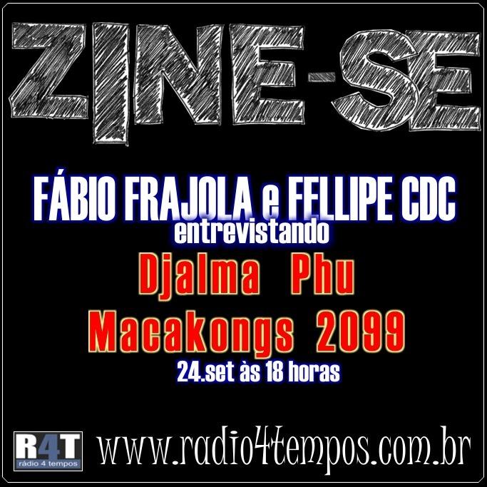 Rádio 4 Tempos - Zine-se 23
