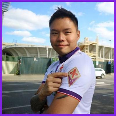 """9: """"I felt honoured"""" - Andrey Kazu, Jakarta, Indonesia - ACF Fiorentina"""