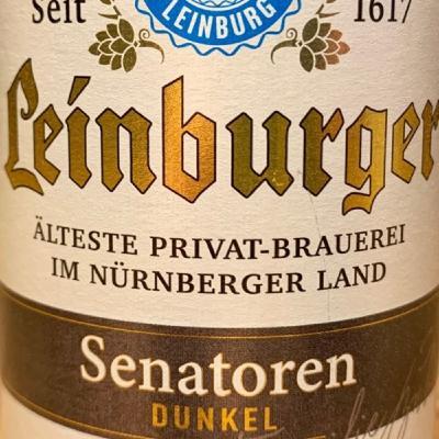 Pornogate  Bier: Leinburger Senatoren Dunkel