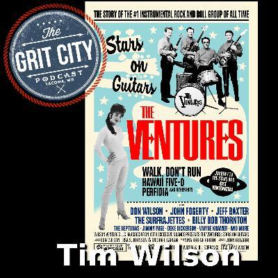Tim Wilson - The Ventures, Stars on Guitars