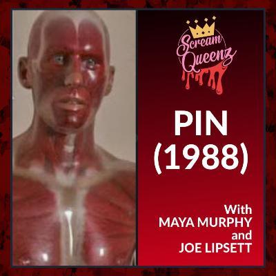 PIN (1988) with MAYA MURPHY & JOE LIPSETT