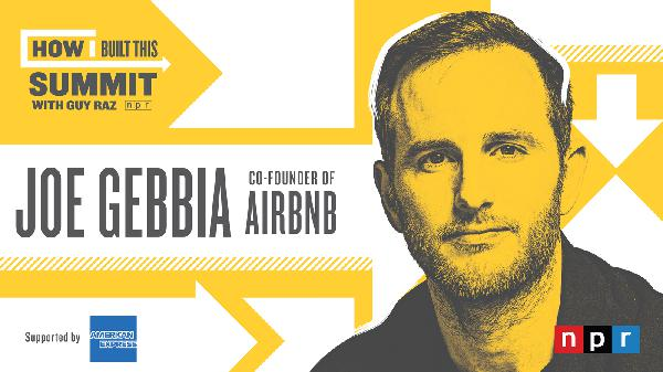 Airbnb's Joe Gebbia At The HIBT Summit