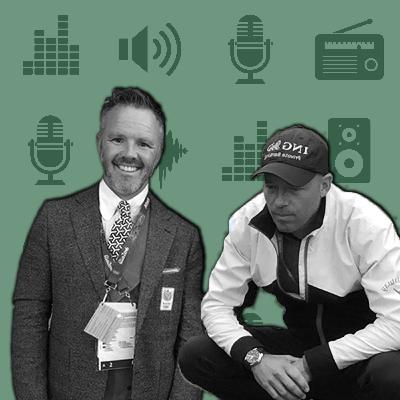 Coaching at The Masters - Phil Allen & Rob Mouwen