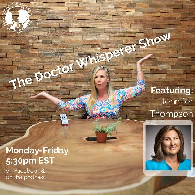 TDW Show feat: Jennifer Thompson discusses medical marketing during COVID-19
