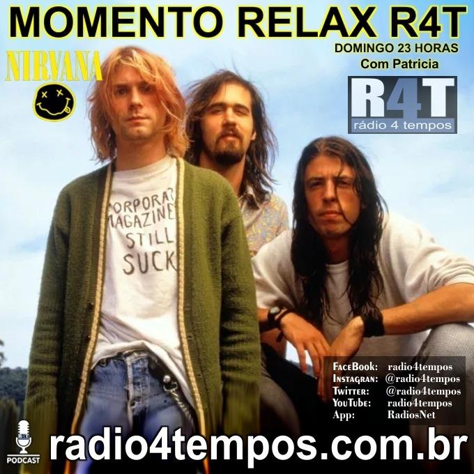 Rádio 4 Tempos - Momento Relax - Nirvana:Rádio 4 Tempos