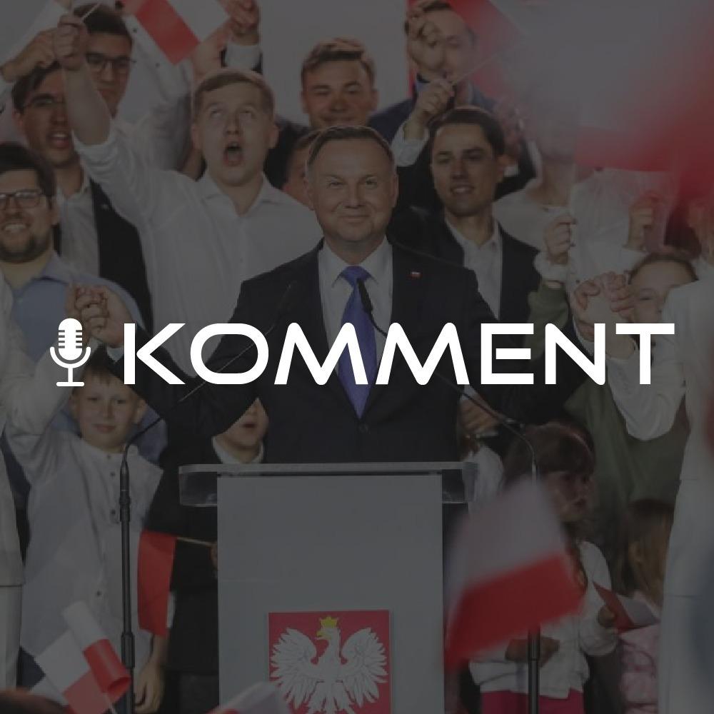 Komment #2 - A lengyel elnökválasztás és ami mögötte van