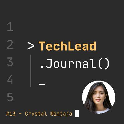 #13 - Startup Growth Strategy & Building Gojek Data Team - Crystal Widjaja