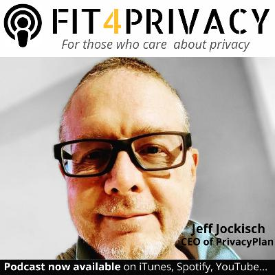 040 Understand What Privacy Meant In Digital World in the FIT4PRIVACY Podcast with Jeff Jockisch (Full Episode)