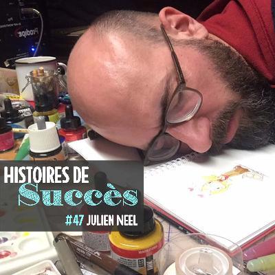 Comment créer Lou a fait grandir Julien Neel