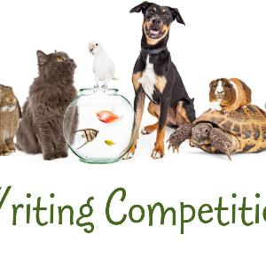 Pet Writing Competition