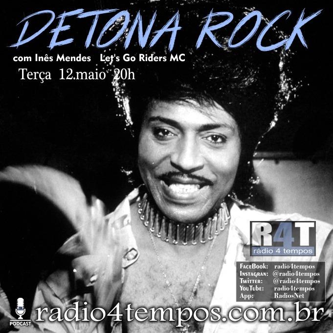 Rádio 4 Tempos - Detona Rock 32:Rádio 4 Tempos