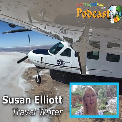 Wanna See The 'Outback By Air' ? - Susan Elliott, Travel Writer