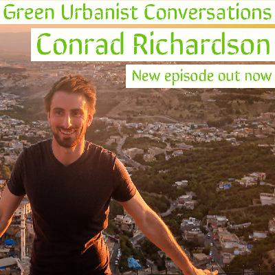 #5: Conrad Richardson - Sustainable Transport, Innovation in the Global South, and Truly Smart Cities