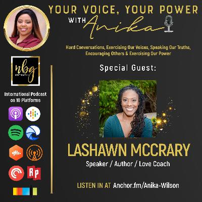 The Value of Love with LaShawn McCrary