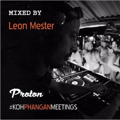 "LEON ► ""Proton Radio Podcast #39 // Green Snake Records"""