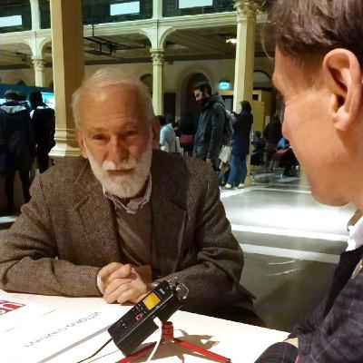 Intervista a Vittorio Giardino