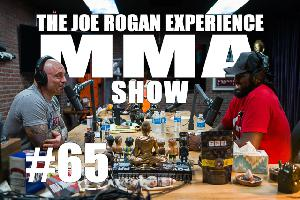 JRE MMA Show #65 with Corey Anderson