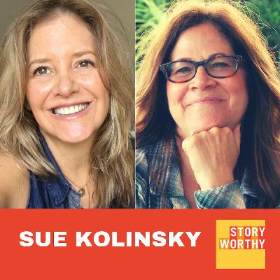 646 - The Dog That Saved My Life with Comedy Writer Sue Kolinsky